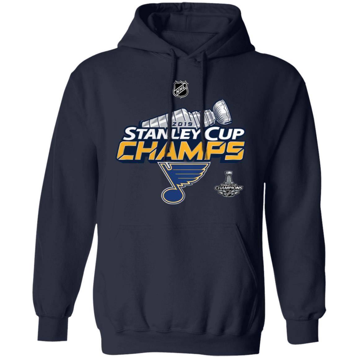 St Louis Blues Stanley Cup Champions 2019 – Hoodie for Men, Women