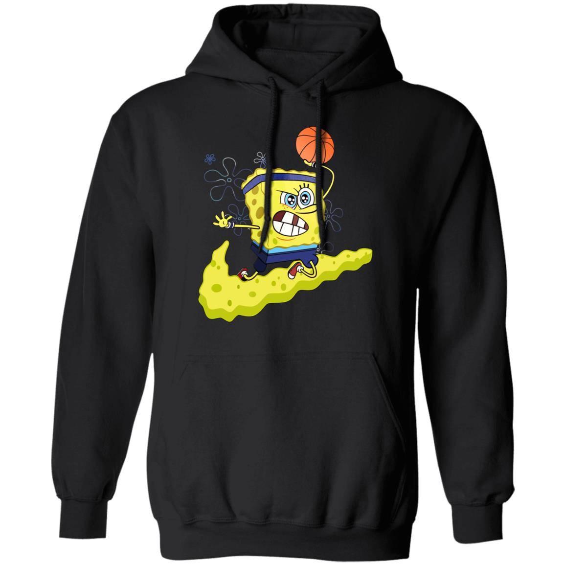 Kyrie IrvingBasketball Spongebob – Hoodie for Men, Women