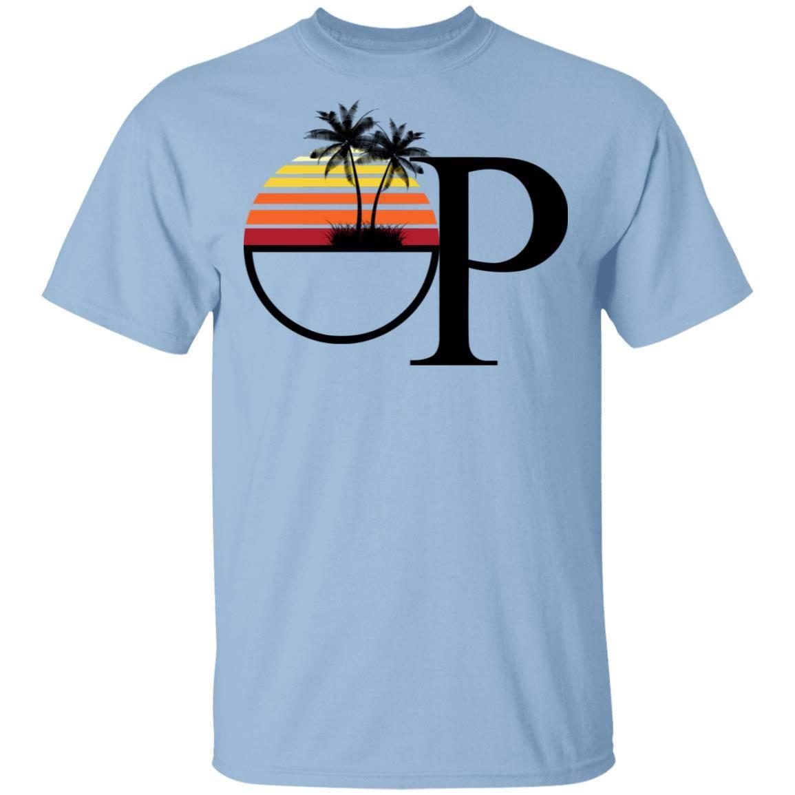 Ocean Pacific Vintage 80S Surfwear – T-Shirt for Men, Women