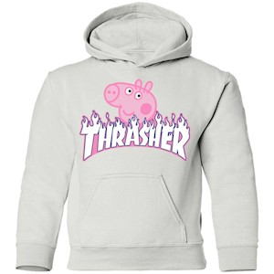 Peppa Pig Thrasher Hoodie for Kids