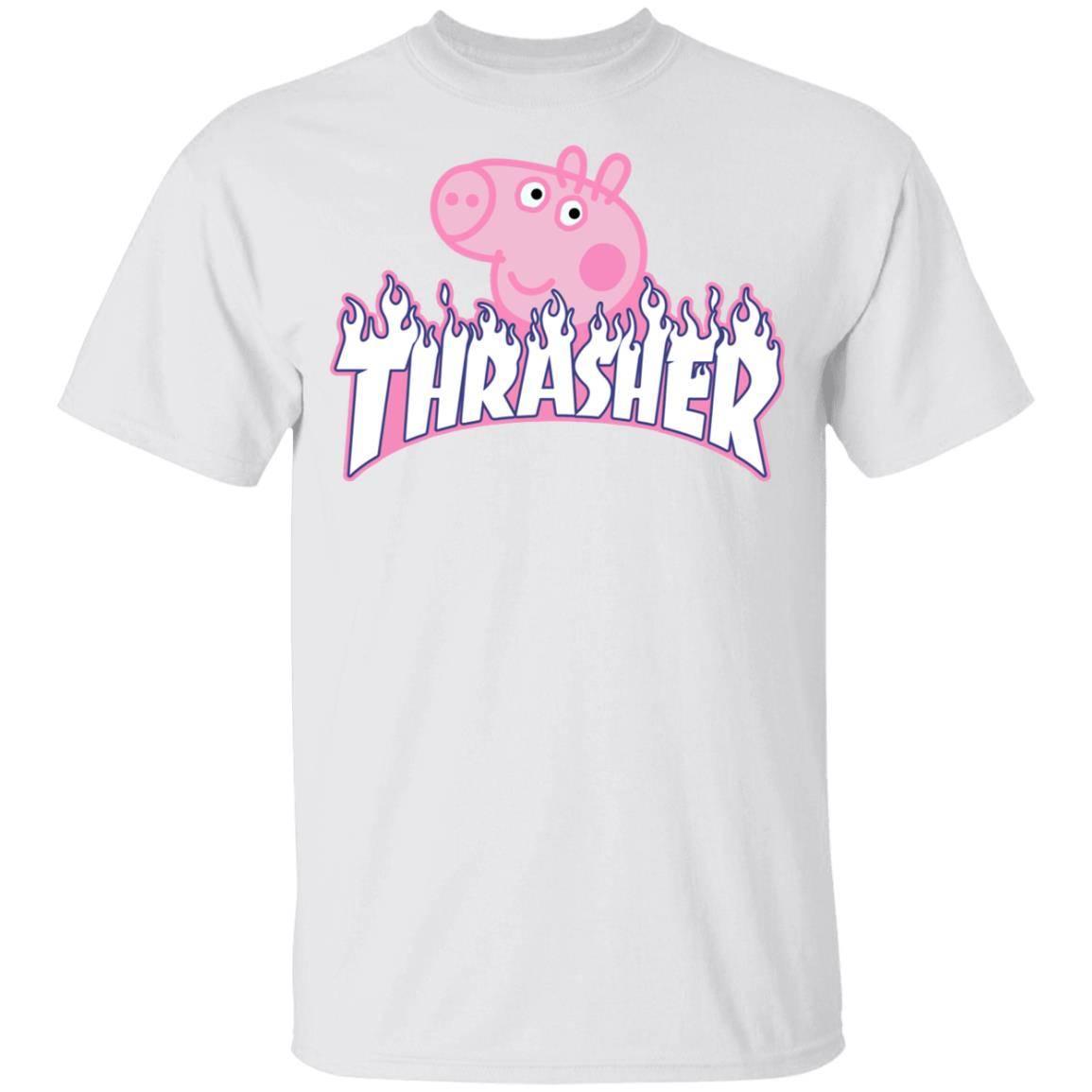 Peppa Pig Thrasher T-Shirt for Kids