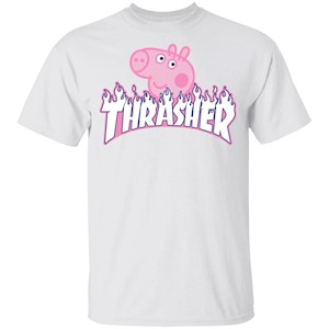 Peppa Pig Thrasher T-Shirt for Kids