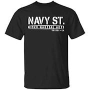 Navy Street MMA T-Shirt