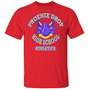 Athlete TShirts – PHOENIX DROP – HIGH SCHOOL – ATHLETICS