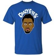 Bobby Portis Crazy Eyes T-Shirt for Men, Women