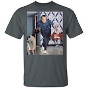 Richard Nixon Bowling T-Shirt