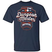 Dungeon Master Men T-shirt