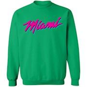 Miami Heat Vice Sweater