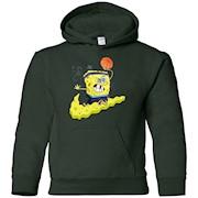 Kyrie IrvingBasketball Spongebob Hoodie for Youth