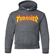 Thrasher Hoodie for Kids
